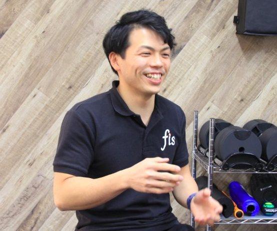 fis大阪の伊藤さん