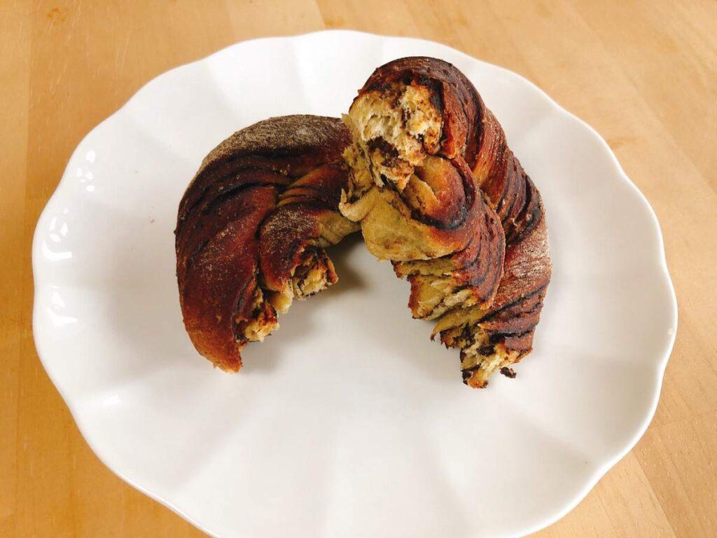 ベースブレッドのチョコレート味の画像1