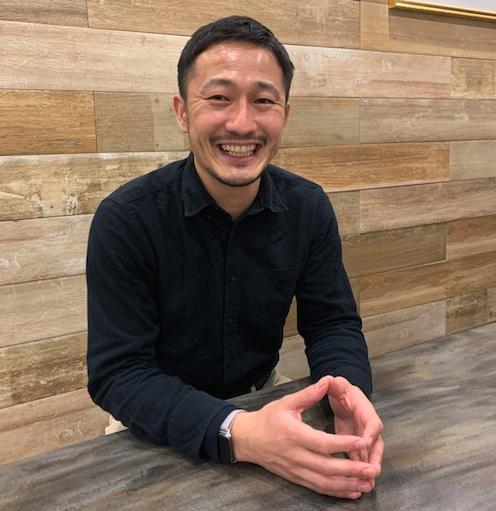 ホットヨガZupの代表、田平周兵さんのプロフィール画像