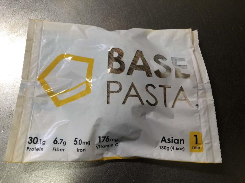 ベースパスタ(アジアン)の袋