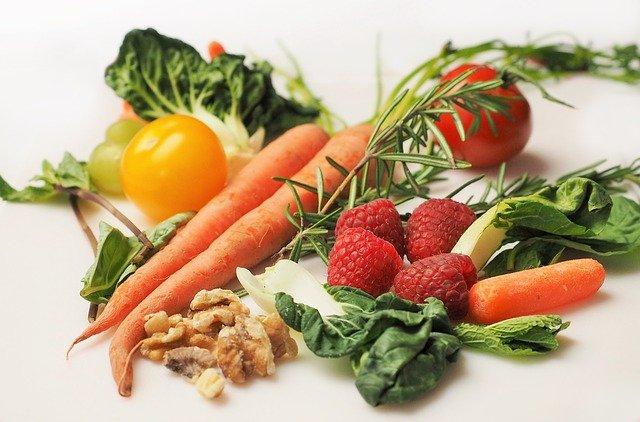 ダイエットにも栄養バランスのベースが必要