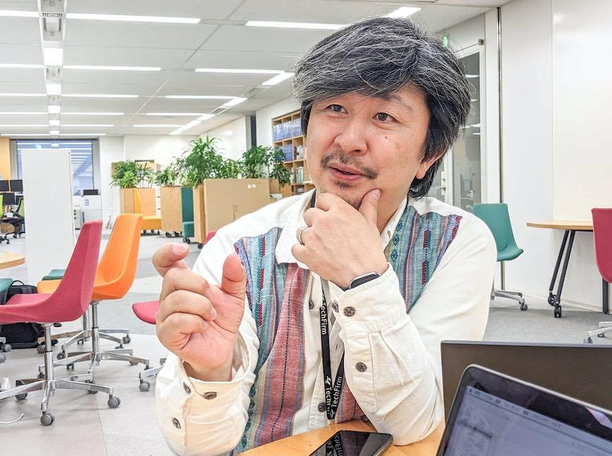 何事も、先生からフィードバックをもらうのは大事だと語る櫻岡さん